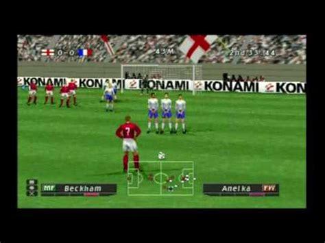 pro evolution soccer italy vs germany 1/2 | doovi