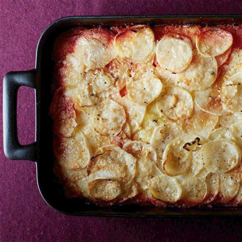 root vegetable gratin recipe ombr 233 potato and root vegetable gratin recipe carla
