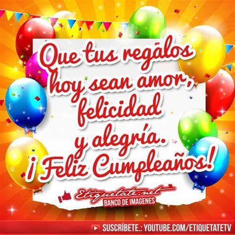 imagenes happy birthday animadas para facebook imagenes para biografia de facebook de cumplea 241 os