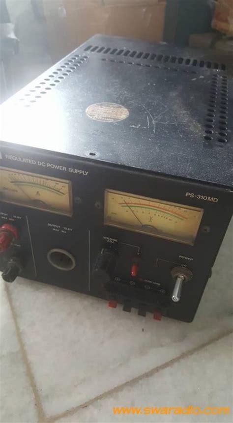 Jual Rig Alinco Dr B185 Vhf Baru Radio Komunikasi Elektronik Terba dijual kenwood hf ts940s 220v ps daiwa 310md dan alinco