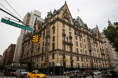 The Dakota new york city is still alive in this building