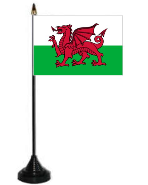 desk flag stand wales desk table flag with plastic stand and base