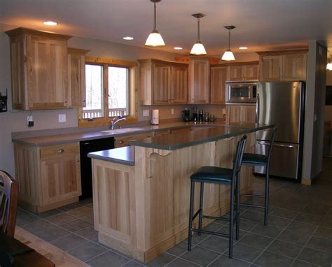 hickory cabinetry by forever cabinets by kendrick www