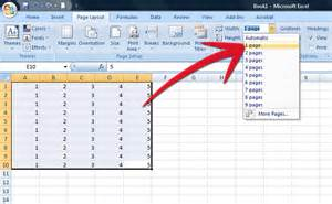 Parts Of An Excel Spreadsheet How To Print Part Of An Excel Spreadsheet 6 Easy Steps