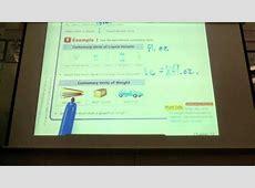 Go Math lesson 12-1 4th grade - YouTube Lesson 6.1 Homework
