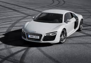 audi r8 by car magazine