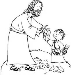 coloring pages for jesus feeding the 5000 free coloring pages of jesus feeds the 5 000