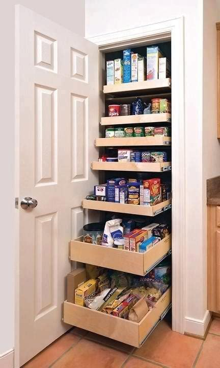 No Pantry In Kitchen Solutions by Small House Pantry Solution There S No Place Like Home