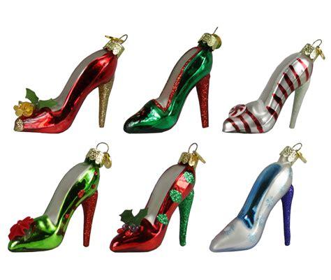set of 6 fashion avenue ladies high heel stiletto shoe