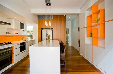 uzumaki interior design kitchen with orange design schemes 20 of the best colors to pair with black or white