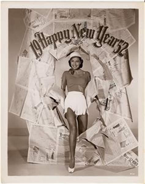 new year 1952 happy new year in then and now on