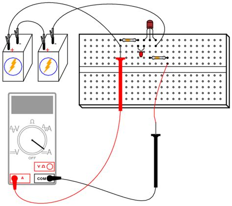 measuring resistors in series lessons in electric circuits volume vi experiments chapter 5