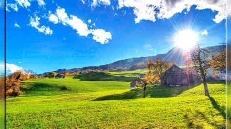 imagenes de paisajes de 1920x1080 fondo pantalla paisaje bonito prado