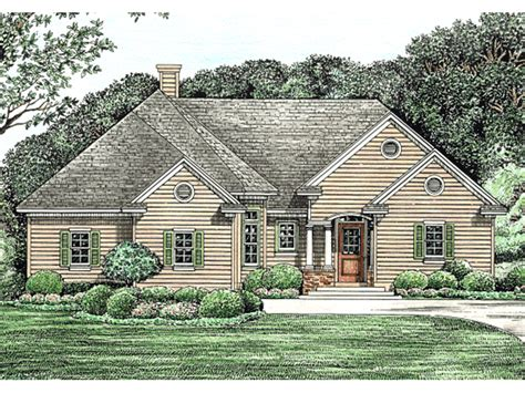 morton creek ranch home plan 026d 1346 house plans and more