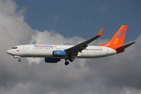 swing airlines sunwing