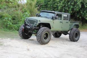 What Is A Jk Jeep Jeep Wrangler Quot Jk Crew Quot Conversion By Bruiser Conversions