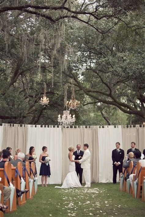 Wedding Ceremony Photos by Small Backyard Wedding Ceremony Ideas Ketoneultras