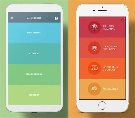 design app the power of colour in app design nicholas nelson medium
