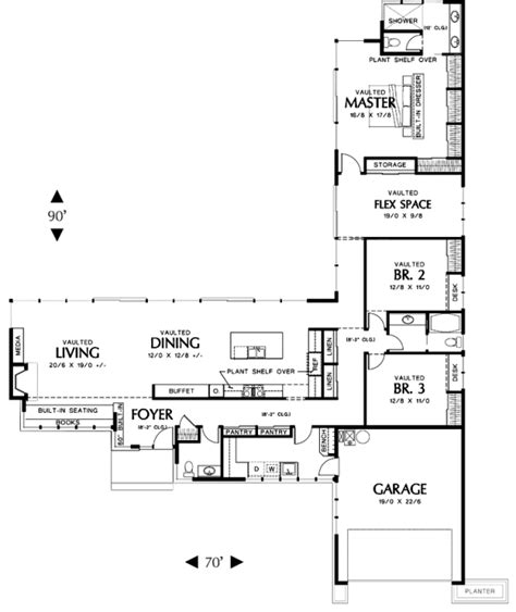 Almost The Parent Trap House 328321 House Plans By Westhomeplanners Com Tree
