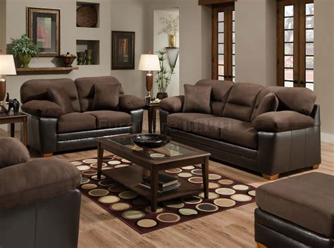 brown couch living room furniture living room reclining sofa microfiber with