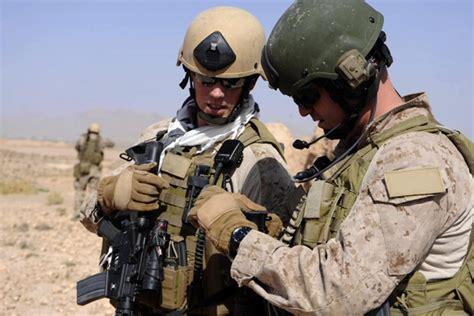 Lv Bordir Set Pouch marine corps gains ground in intelligence