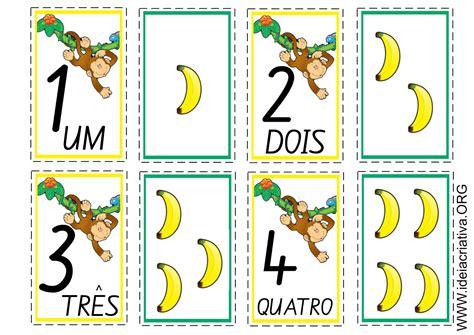 Año 0 Calendario Jogo Da Memoria De Numeros E Quantidade Para Imprimir