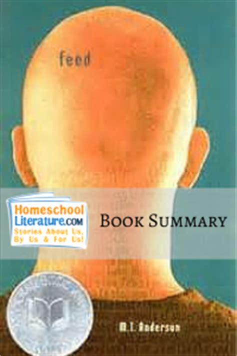 feed by m.t. anderson | homeschool literature
