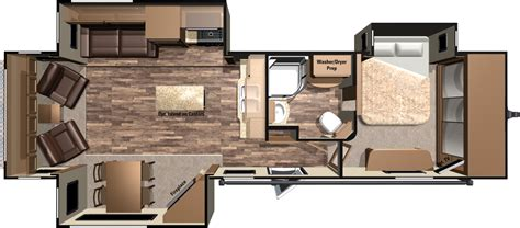 30 ft travel trailer floor plans 2016 mesa ridge travel trailers by highland ridge rv
