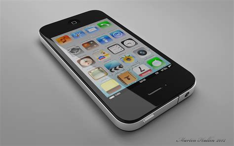 point 3d 3d model of iphone 4