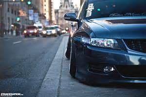 Acura Nation Dumped Cambered Matthew S Acura Tsx Stancenation