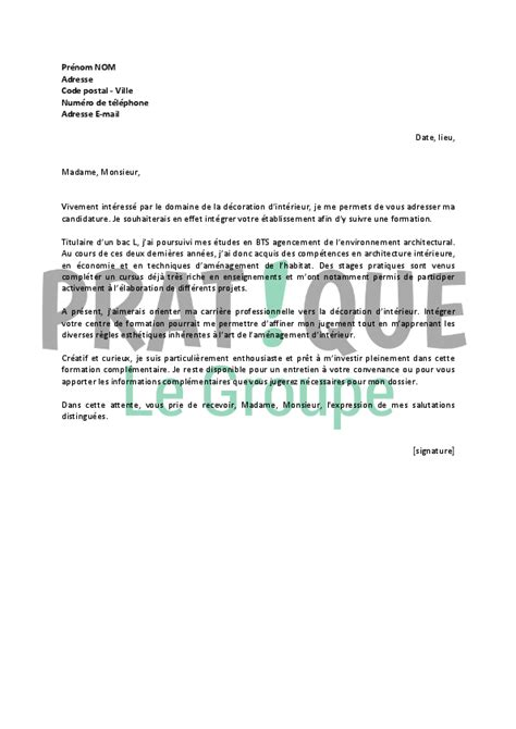 Lettre De Motivation Pole Emploi Financement Formation Guide Lettre De Motivation Pole Emploi Application