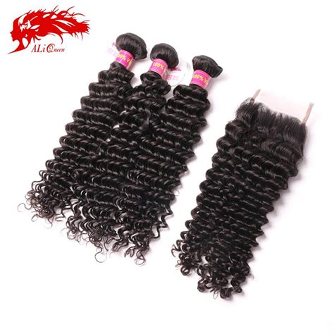 aliexpress malaysia aliexpress com buy 3pcs malaysian deep wave curly hair