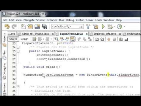 tutorial netbeans jframe java swing tutorial 25 how to add image on jbutton