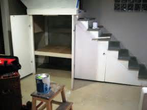 Under Basement Stairs Storage Ideas by Basement Storage Ideas With Pictures