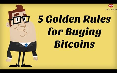 how to buy bitcoin a beginners guide to cryptocurrency investing books bonus chapter 5 golden when buying bitcoins 99