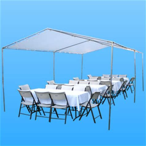awning table and chairs partyrentals photobooth tents patioheaters balloonsarches flower decorations