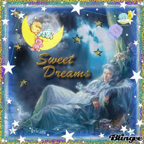 sweet dreams  dear friends picture  blingeecom