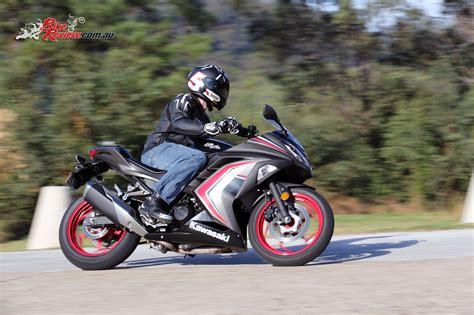 How Much Is A Kawasaki 300 by Review 2016 Kawasaki 300 Bike Review