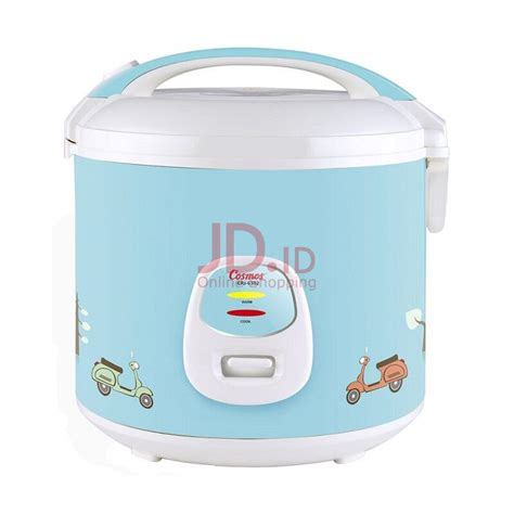 Rice Cooker Cosmos Crj 520 Jual Cosmos Rice Cooker Crj 6302 Jd Id