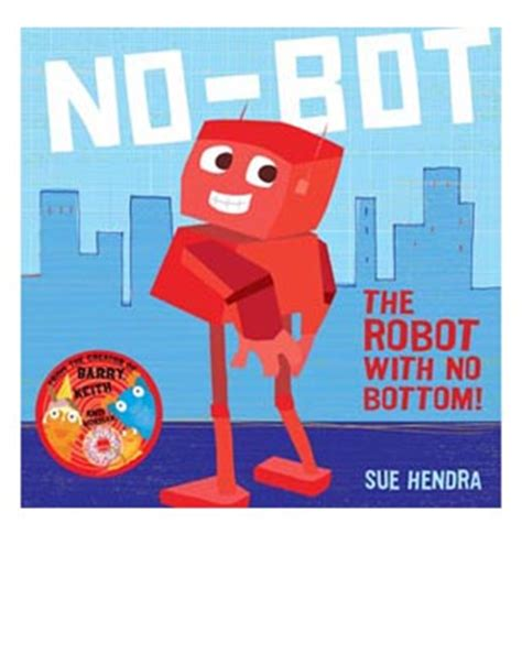 libro no bot the robot with picture books for children 2013 stylenest