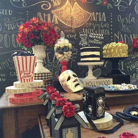hollywood movie theme party what an incredible hollywood movies birthday party see