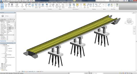 revit tutorial bridge ideate solutions export a bridge model from infraworks
