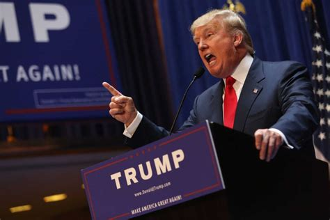 Trump Tower by Donald Trump Speech Debates And Campaign Quotes Newsday