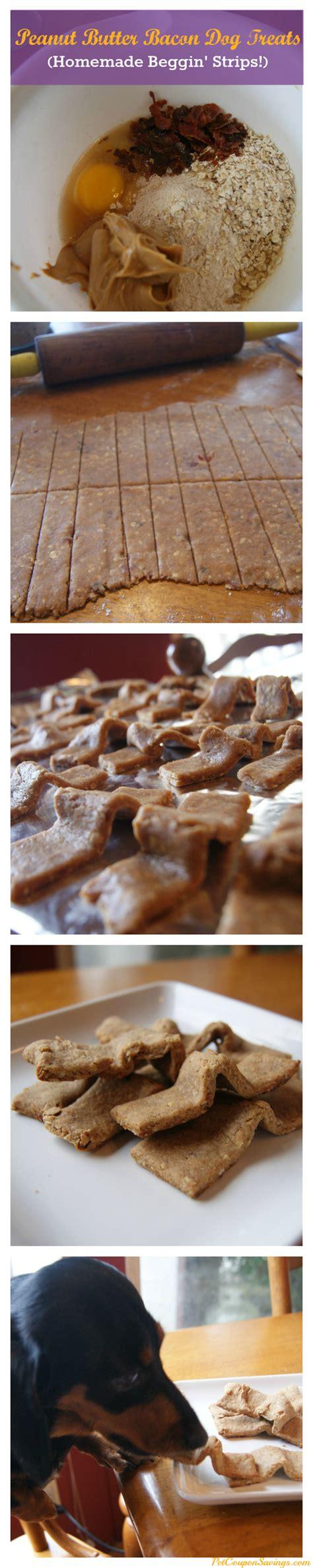 bacon treats peanut butter bacon treats