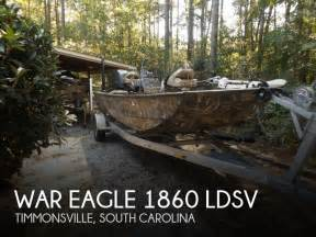 used war eagle boats for sale in sc used war eagle boats for sale boats