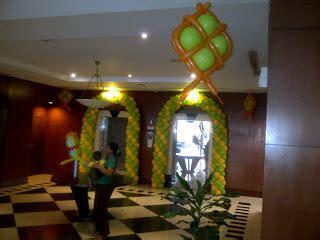 Balon Foil Idul Fitri Balon Bulat Lebaran Balon Lebaran balon promosi balon dekorasi balon dekorasi lebaran