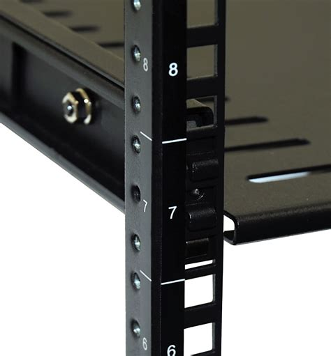 4 Post Rack Shelf by Tripp Lite Srshelf4phdtm 4 Post Rack Enclosure Fixed Heavy Duty Toolless Mount Shelf