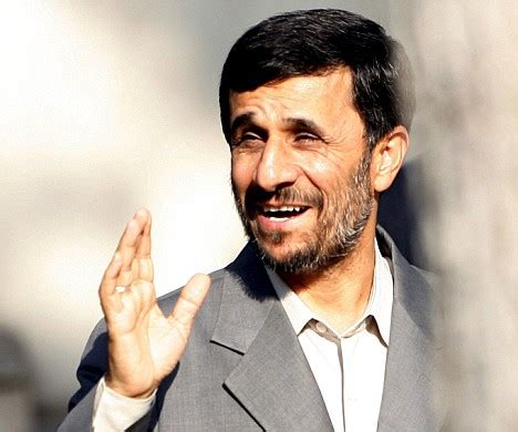 ahmadinejad wipe israel the map israel asked the u s for weapons to attack iran daily