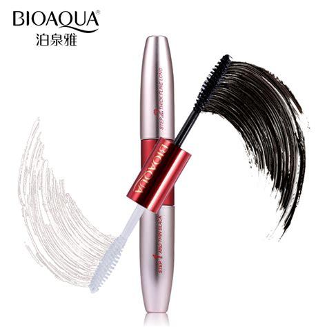 Mascara Bioaqua bioaqua brand ended white black 3d fiber mascara waterproof nourish makeup lash rimel