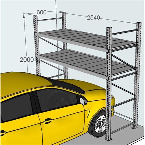 Scaffale Per by Scaffale Per Garage L 2400 Mm